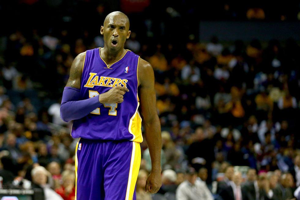 La 21esima tripla doppia della carriera di Kobe Bryant - VIDEO