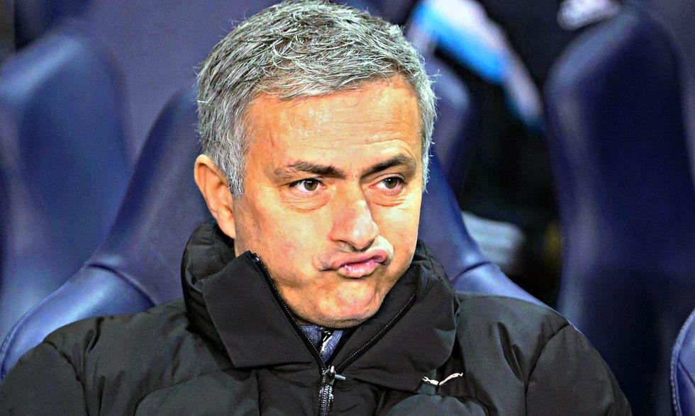 Mourinho, bufera contro gli arbitri: rischia la squalifica