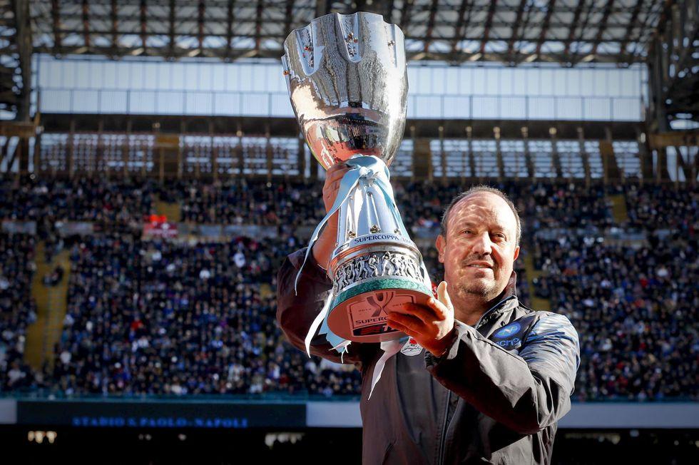 Il bivio di Benitez: Napoli o Liverpool?