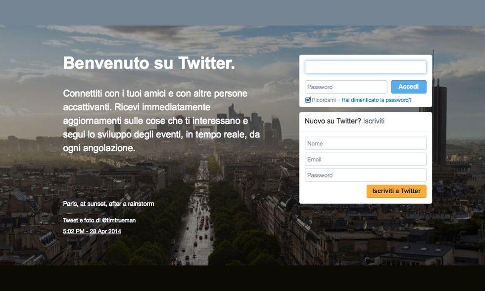 """Twitter, con """"while you where away"""" meno serendipità"""