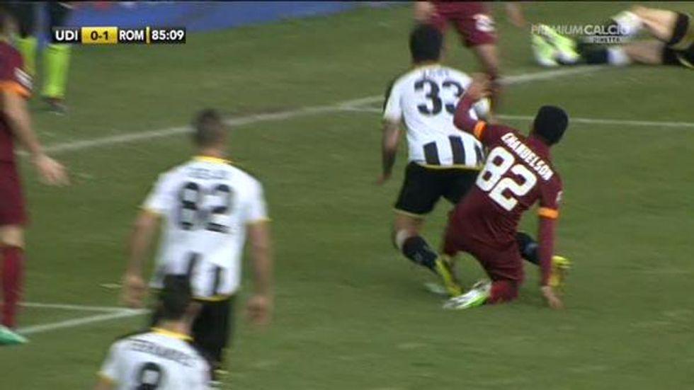 17° giornata - Juve e Roma, polemiche e duello a distanza. Penalizzato l'Empoli