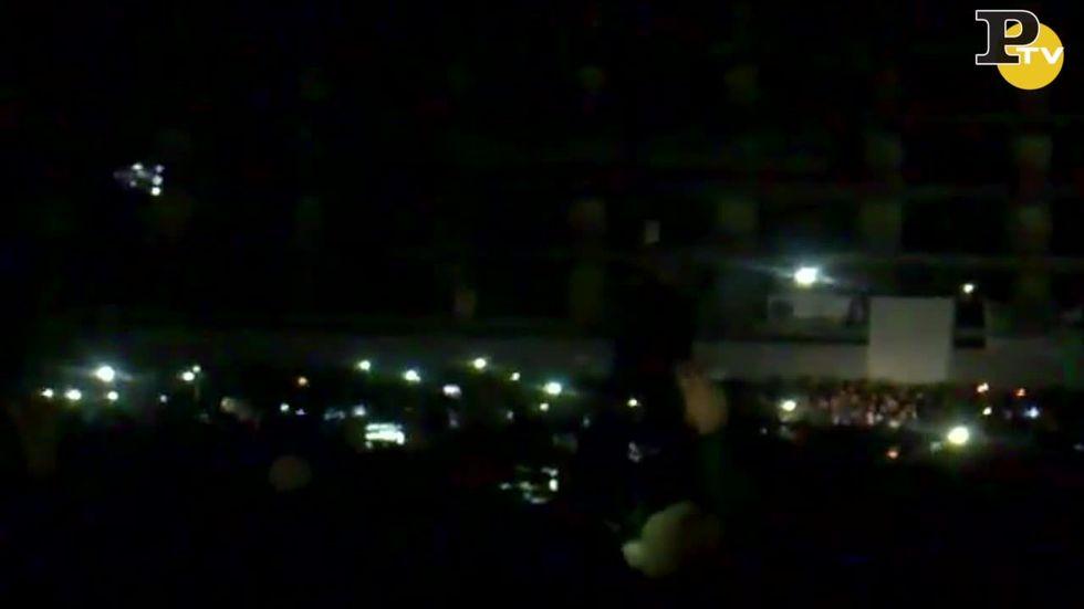 Flash mob a Napoli per Pino Daniele