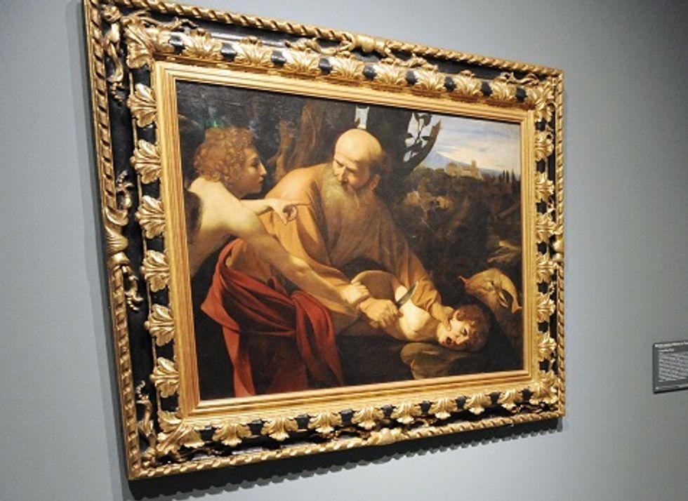 Inside Caravaggio, an incredible exhibition in Milan