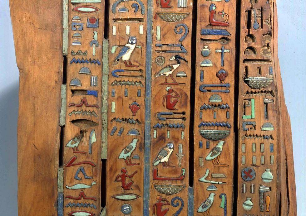 "Italy launches ""The Hieroglyphics Initiative"""