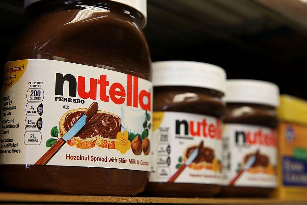 Celebrating the World Nutella Day