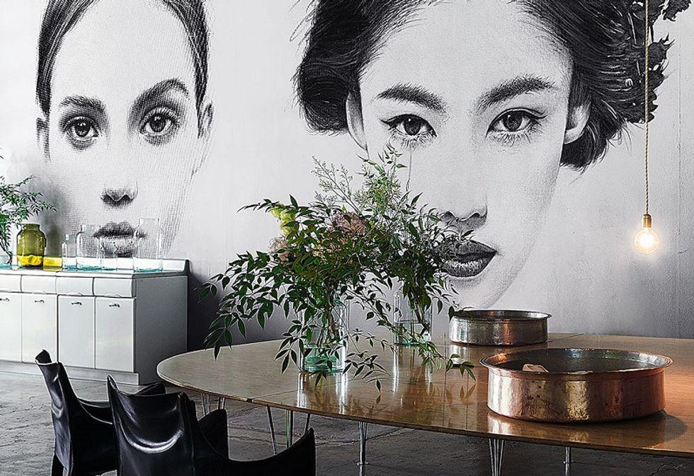 Londonart: exploring Italian creativity for interior design
