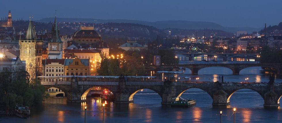 The Czech Republic economic boom