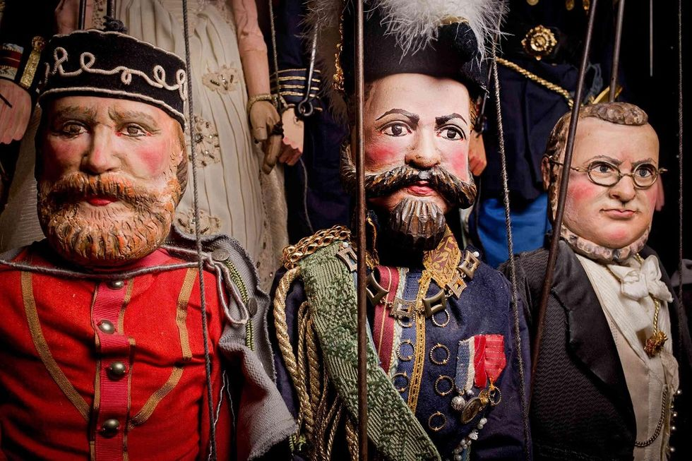 Discovering the secrets of the Sicilian Puppet Opera
