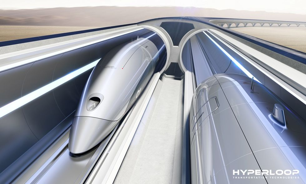 Hyperloop: the new high-performing train of the future