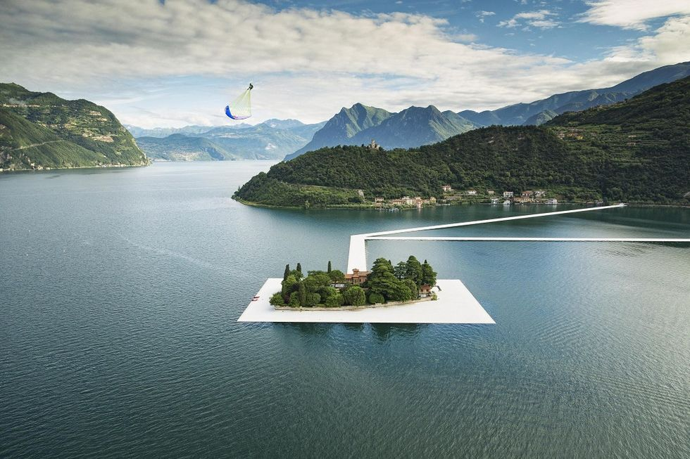 A few reasons to visit Lake Iseo