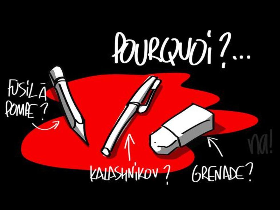 Charlie Hebdo, i complottisti e la dittatura del caos