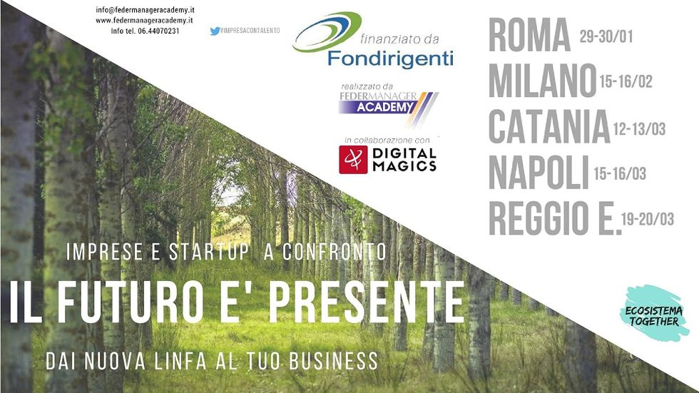 Ecosistema Together: an initiative to bridge traditional companies with innovative startups