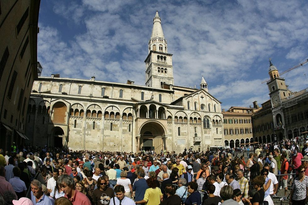 Emilia-Romagna: celebrating arts and traditions