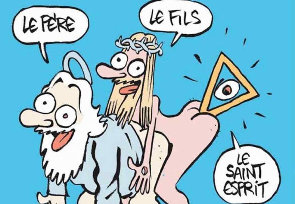 Le copertine di Charlie Hebdo