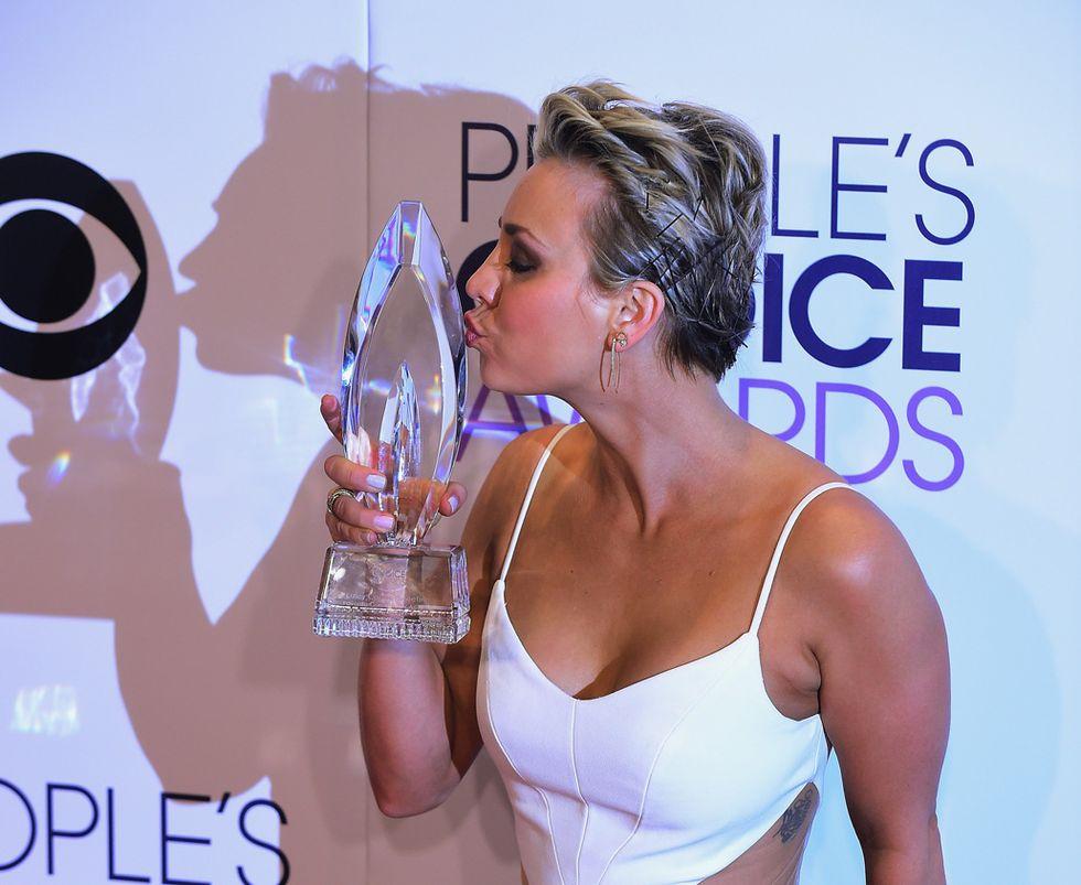 People's Choice Awards 2015, la parata delle star