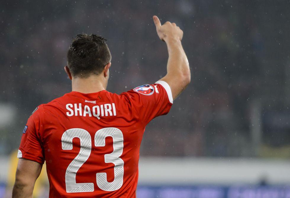Shaqiri: è Inter. Mancini batte il secondo colpo sul mercato