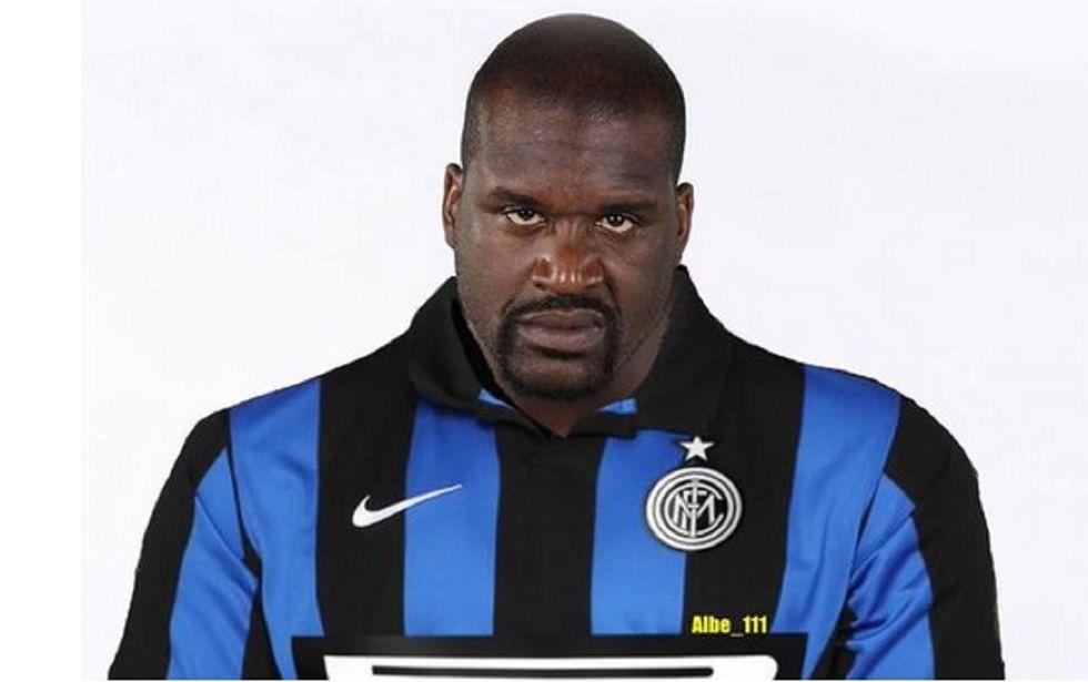 E' già Shaqiri mania: anche Shaquille O'Neal e Shakira diventano dell'Inter