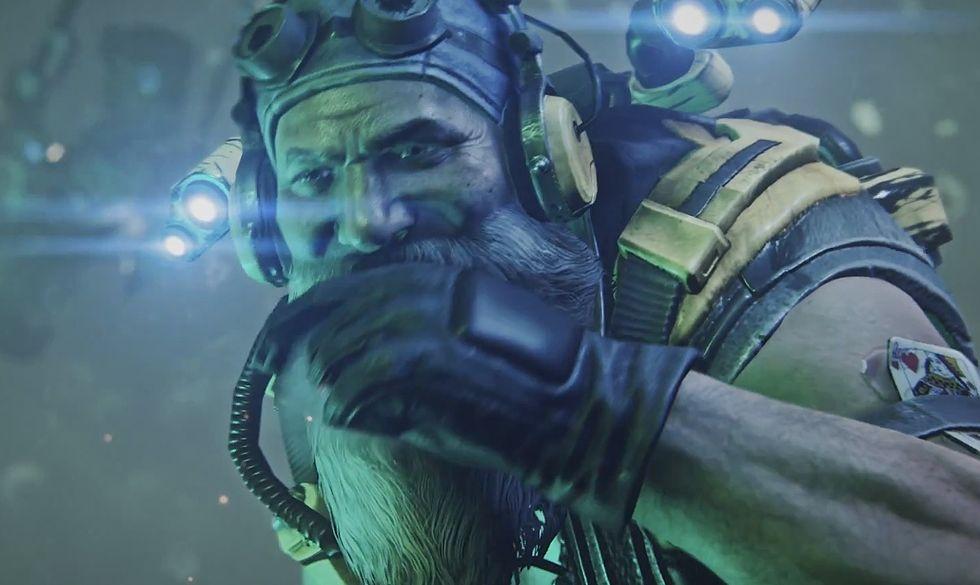 Evolve, il trailer: son botte da orbi