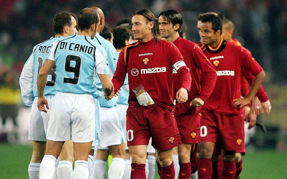 Derby di Roma, le partite indimenticabili