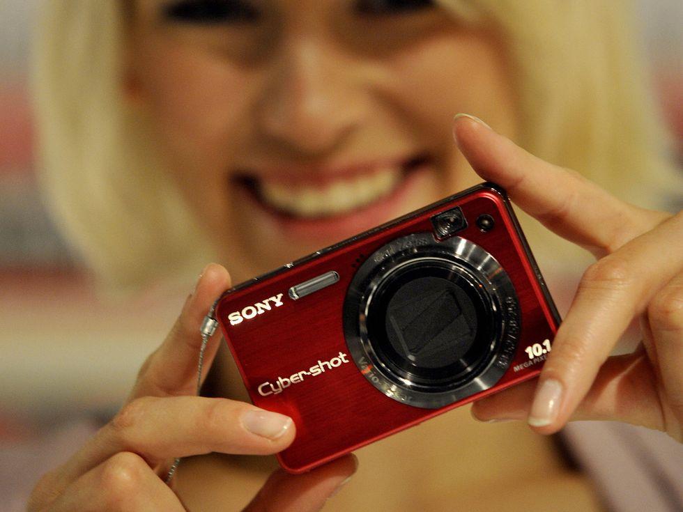 Le 5 migliori fotocamere viste al CES 2015