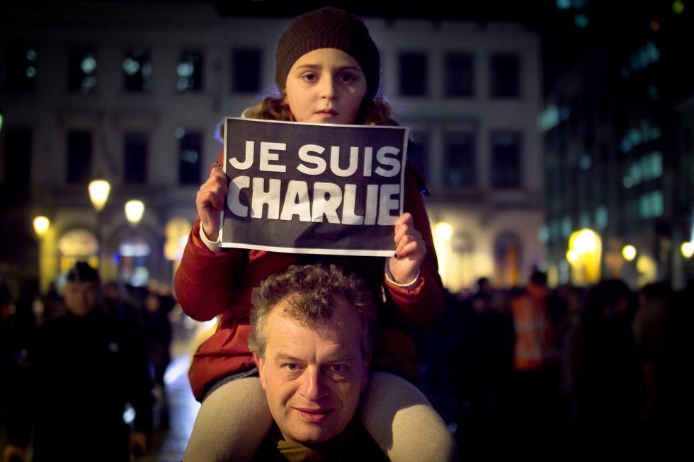 #JeSuisCharlie tra gli hashtag più popolari nella storia di Twitter