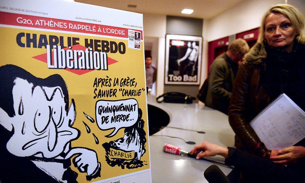 """Charlie Hebdo: il prossimo sarà un numero """"normale"""""""