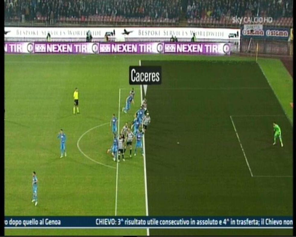 """""""la Pallonata"""": la doppia moviola di Napoli-Juve"""