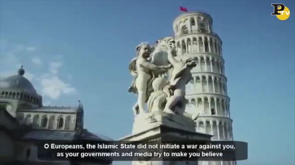 Isis minaccia Roma e l'Italia