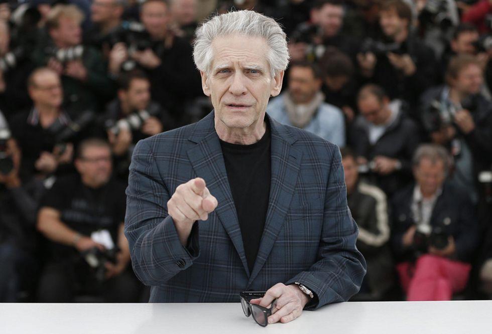 David Cronenberg: nelle librerie il suo primo romanzo