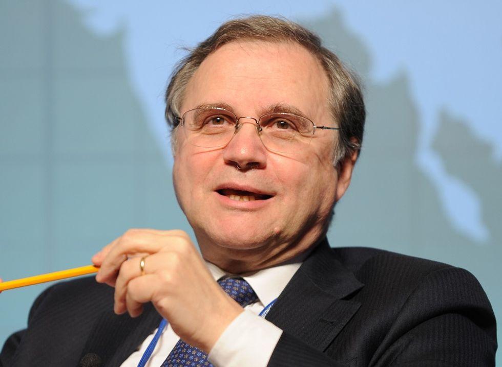 Bank of Italy Governor Ignazio Visco's views on European recovery
