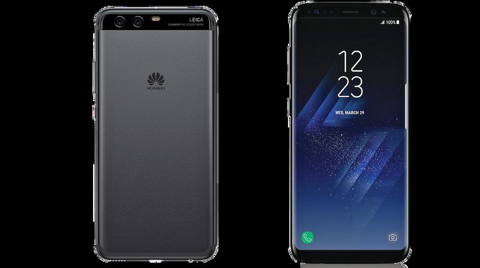 Huawei P10 vs Galaxy S8: comprare adesso o aspettare Samsung?