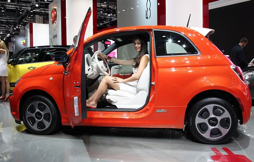 Fiat cars, five new models in two years