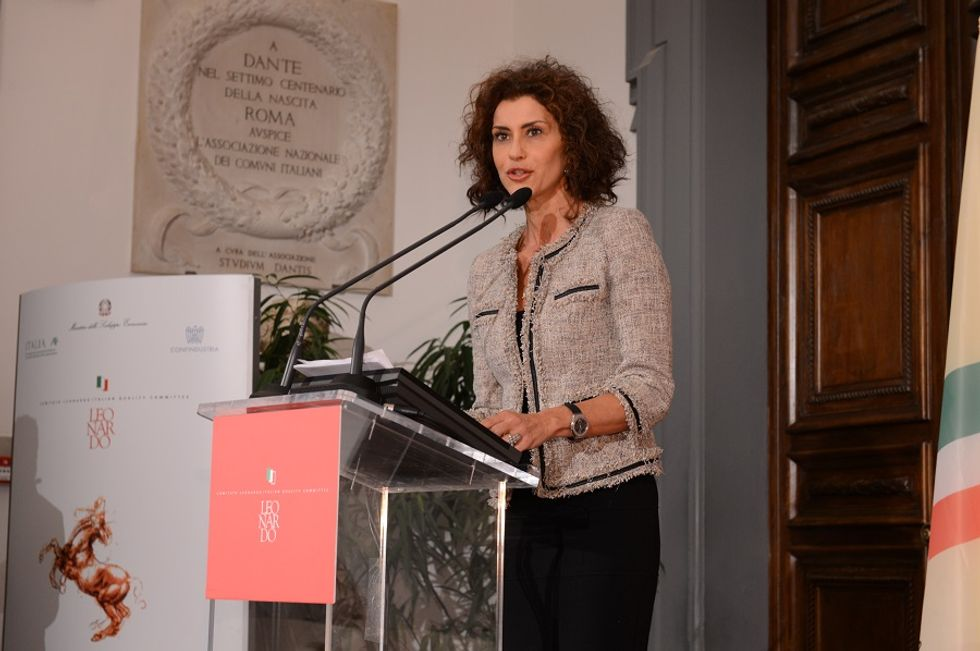Comitato Leonardo promoting Italian agroindustry in Sicily