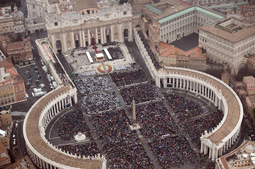 Il Vaticano nel mirino dell'Isis? Sì, no, forse...