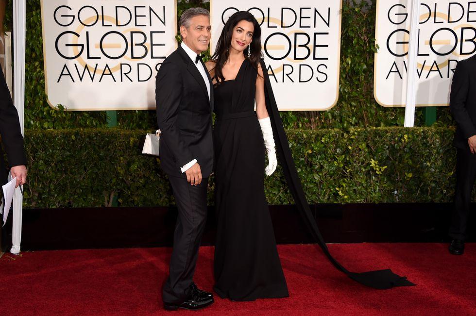 """George Clooney: """"Amal non potrei essere più orgoglioso di essere tuo marito"""""""