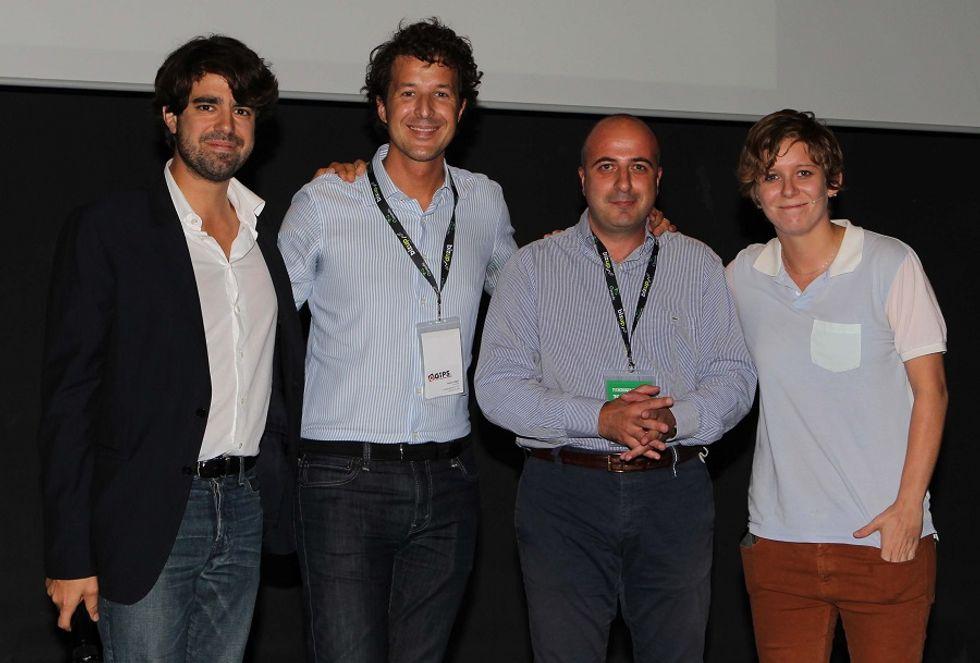 GiPStech wins TechCrunch Italy 2013 edition