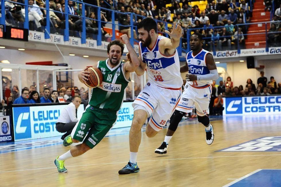 Serie A: Avellino alla Final 8, Milano in fuga
