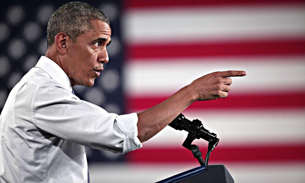 Perché Barack Obama non è andato a Parigi