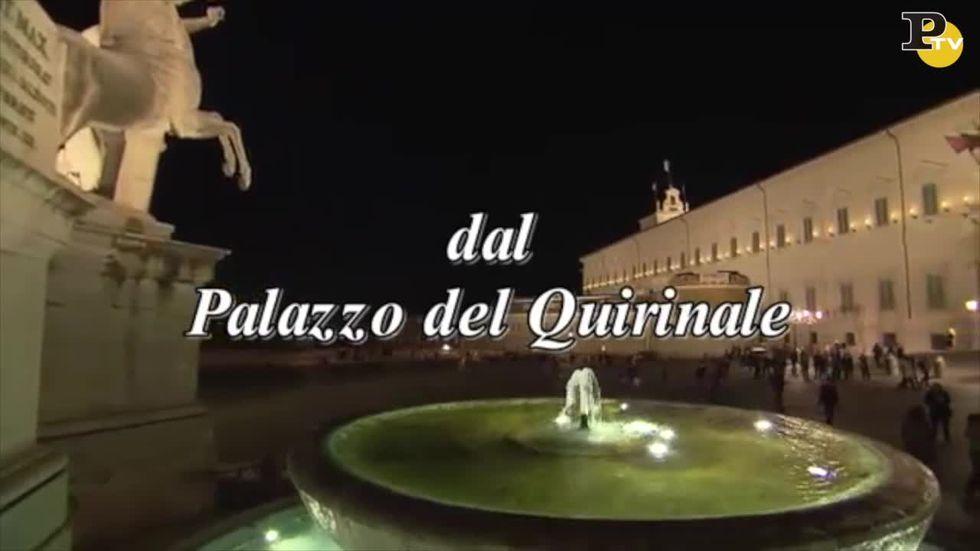 Giorgio Napolitano: il discorso delle dimissioni