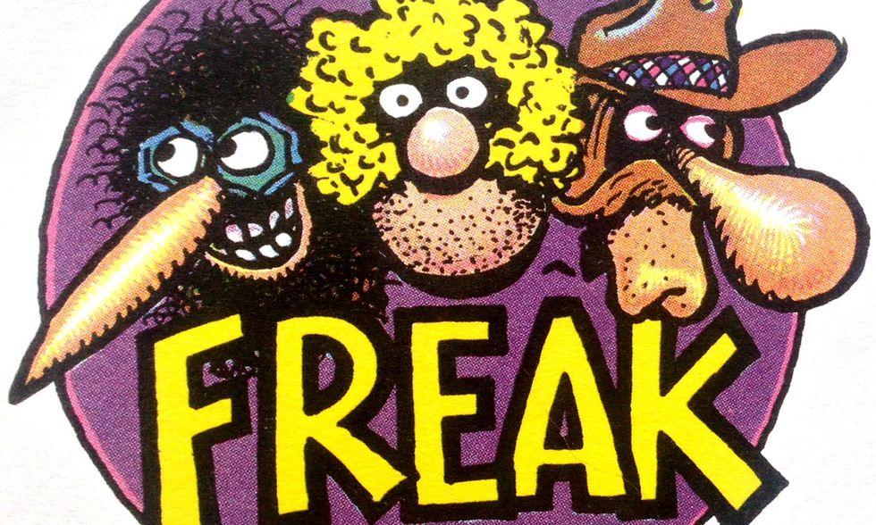 'Freak Brothers. Idioti all'estero' di Gilbert Shelton