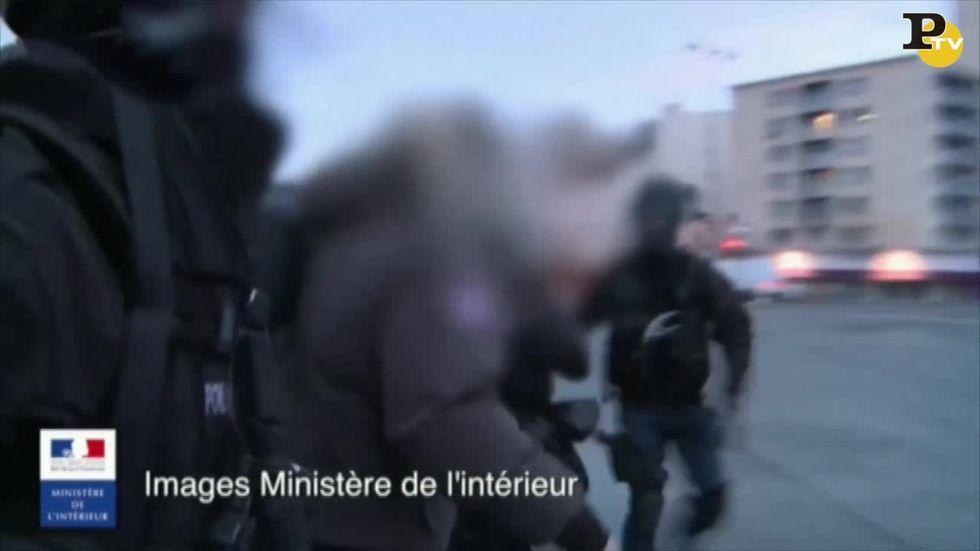 La battaglia di Parigi