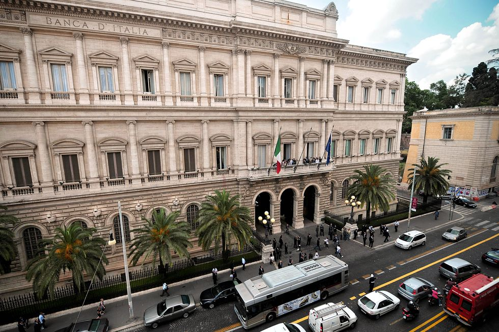 Gli uomini d'oro di Banca d'Italia