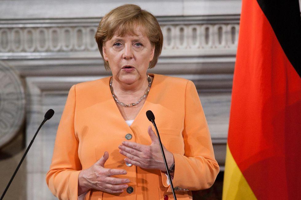 Did Ms. Merkel really lose?
