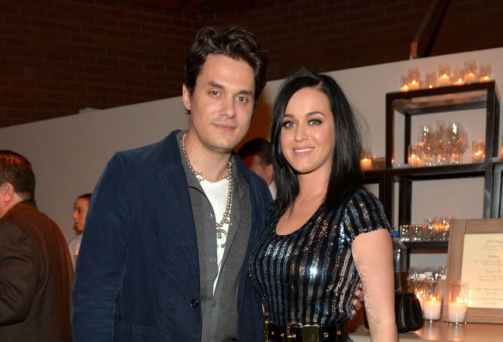 Katy Perry John Mayer quarto ritorno di fiamma