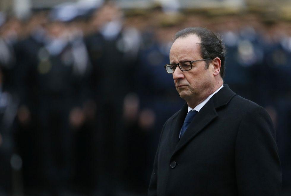 Il monito di Hollande e l'ipotesi Grexit
