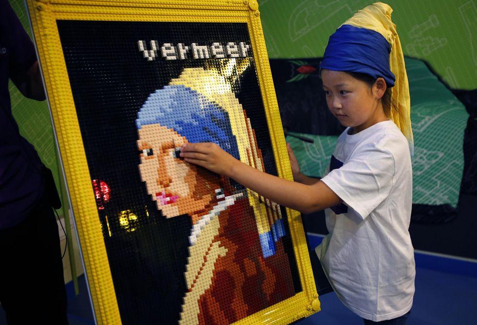 Vermeer and the Golden Century of Dutch art in Rome