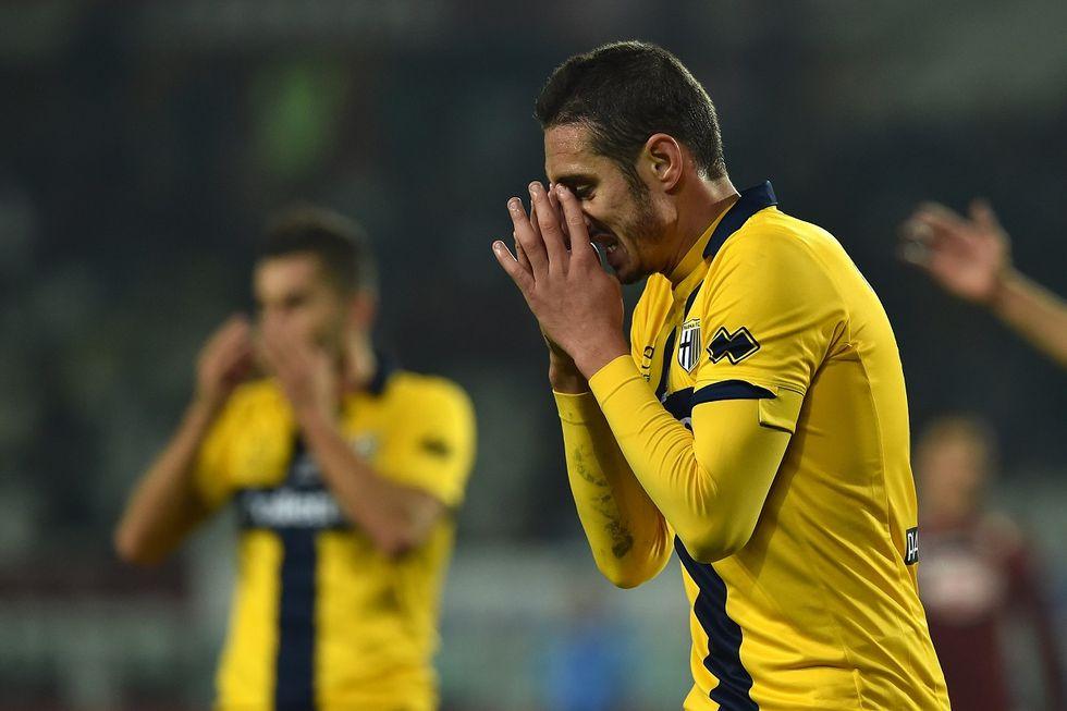 """Premio calciobidone 2014, """"trionfa"""" Belfodil davanti a Mario Gomez"""