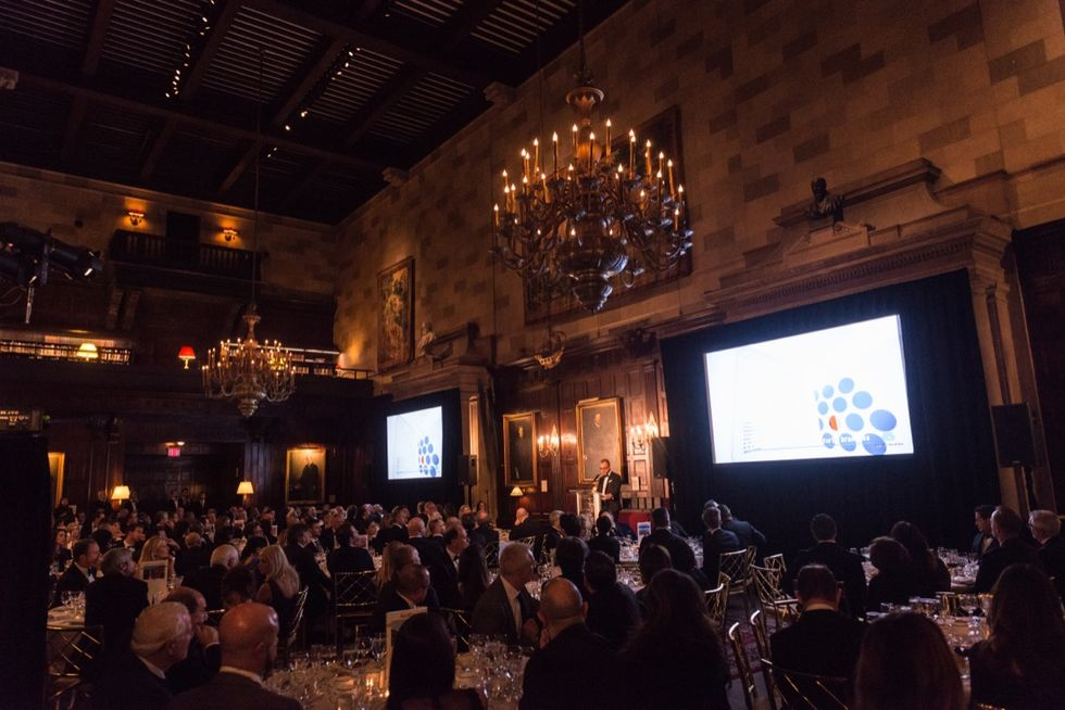 In New York City, Panorama d' Italia awards for Italian excellence