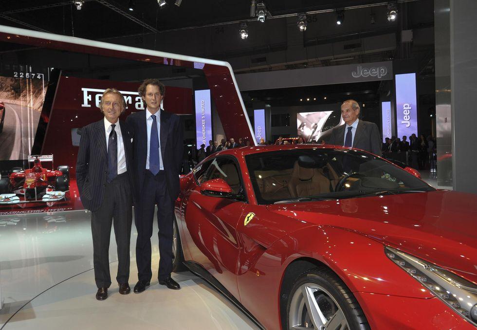 Ferrari, Maserati and Lamborghini and the axe of the luxury tax