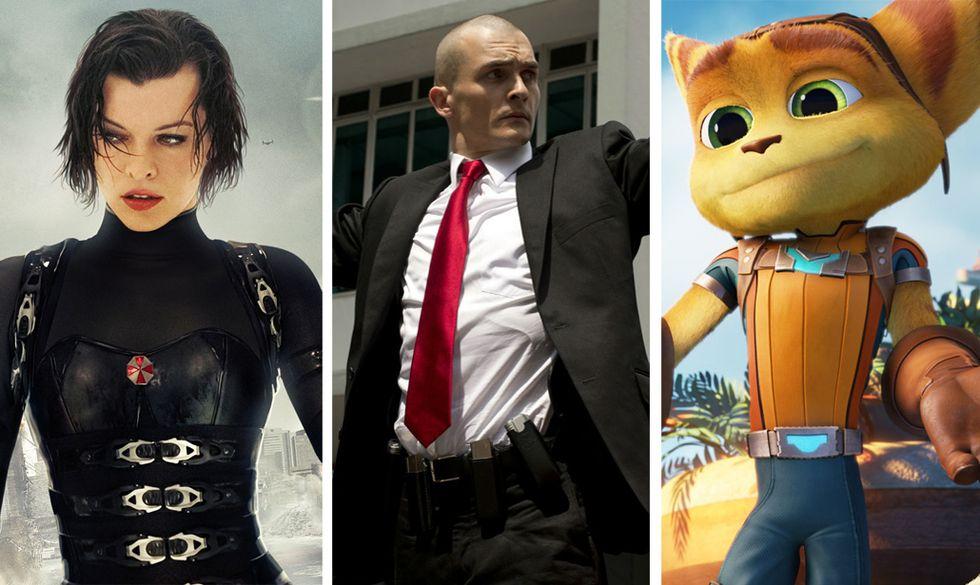 Videogame e cinema, gli adattamenti in arrivo